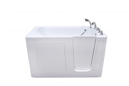 American Tubs CARE Series 3260 Duo Air & Hydro Massage Soaker Walk-in Tub-0