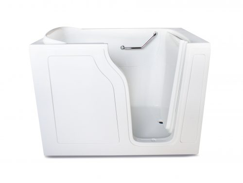 American Tubs CARE Series 3555 Duo Air & Hydro Massage Soaker Walk-in Tub-0
