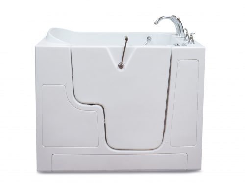 American Tubs LOVE Series 3052 Wheelchair Accessible Hydro Massage Soaker Walk-in Tub-0