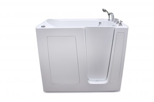 American Tubs SAIN Series 3055 Extra Deep Duo Air & Hydro Massage Soaker Walk-in Tub-0